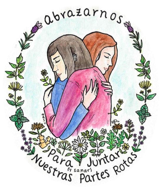 abrazarnos